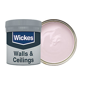 Wickes Dusky Purple - No. 700 Vinyl Matt Emulsion Paint Tester Pot - 50ml