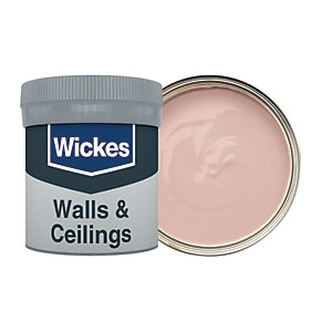 Wickes Mink Grey - No. 200 Vinyl Matt Emulsion Paint Tester Pot - 50ml