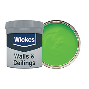 Wickes Optimism - No. 835 Vinyl Matt Emulsion Paint Tester Pot - 50ml