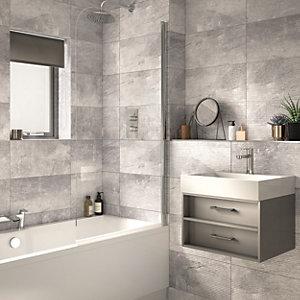 Bathroom Tiles Wall Floor Tiles For Bathrooms Wickes