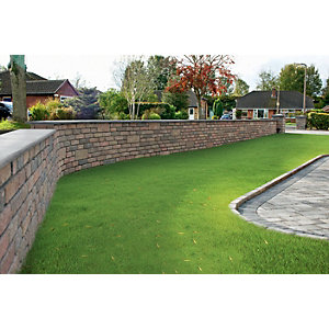 Marshalls Drivesett Tegula Walling -  Traditional 440 x 100 x 140mm Pack of 80