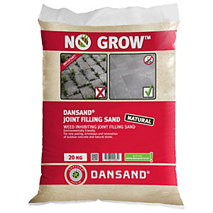 Dansand No Grow Block Paving Sand - 20kg