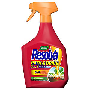 Resolva Path & Drive Weedkiller 1L