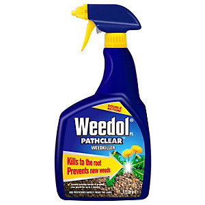 Weedol Ready to Use Pathclear Weed Killer - 1L