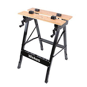 Wickes Tilt & Fold Down Workbench 605mm
